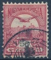 O 1900 Turul 50f Számvízjellel, 11 1/2 Fogazással (20.000) - Stamps