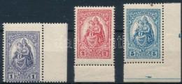 ** 1926 Keskeny Madonna ívszéli Sor (22.000) - Stamps