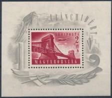 ** 1948 Lánchíd (I.) Blokk (25.000) - Stamps