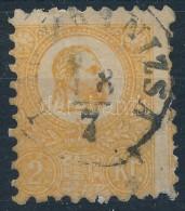 O 1871 KÅ'nyomat 2Kr (papírelvékonyodás) (22.000) - Stamps