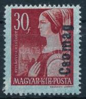 ** 1946 Betűs III. Csomag 10 Kg Fordított Ill. JelentÅ'sen Elcsúszott Felülnyomással... - Stamps