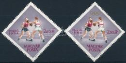 ** 1964 Tokiói Olimpia 2.50Ft Arany Színnyomat (olimpiai Karikák) Nélkül / Mi... - Stamps