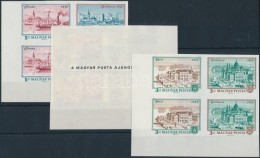 ** 1972 Óbuda-Buda-Pest Polgármesteri AJÁNDÉK Vágott ívsarki... - Stamps