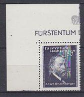 Liechtenstein 1938 Josef Rheinberger 1v From M/s ** Mnh (37378) - Liechtenstein