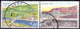 IJsland 1992 Bruggen I GB-USED. - Gebruikt