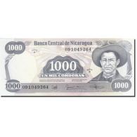 Nicaragua, 1000 Cordobas, 1985, 1987, KM:145b, SPL - Nicaragua