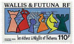 Ref. 36754 * NEW *  - WALLIS AND FUTUNA . 1996. CHESS. AJEDREZ - Wallis And Futuna