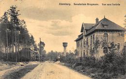 Alsemberg Beersel    Sanatorium Brugmann  Vue Vers L'entrée          A 6695 - Beersel