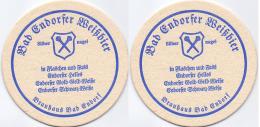 #D146-195 Viltje Brauhaus Bad Endorf - Sous-bocks