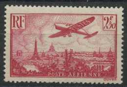 France (1936) PA 11 (Luxe) - Poste Aérienne