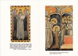 Consacrazione Di Santa Chiara Alla Porziuncola  / Assisi : Basilica Di Santa Chiara - Religione & Esoterismo