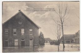 Flood In Balgoy (Balgoij), Gelderland 1925-1926 [Overstroming Van De Maas (1926)] Old Postcard Unused B170605 - Pays-Bas