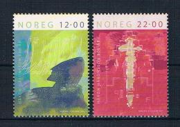 Norwegen 2004 König Häkon Mi.Nr. 1505/06 Kpl. Satz ** - Norwegen