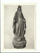 Lincent  Statue Monumentale De Notre-Dame-Reine De La Paix - Lincent