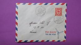 Nouvelle-Calédonie  N°  295 Du 20 Mai 1960  Oblitéré - FDC