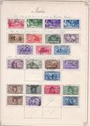 Italie - Collection Vendue Page Par Page - Timbres Neufs */oblitérés - Italien