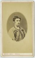 CDV Militaire  Lemichel à Rennes. Guerre De 1870-71. Henri De Rogier, Zouave Pontifical. - Anciennes (Av. 1900)