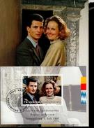 Liechtenstein MK/Nr. 117 Sophie In Bayern 1 Maximumkarte - Maximum Cards