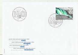CH    FDC 2003 - FDC