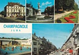 CHAMPAGNOLE MULTIVUES (SA) - Champagnole