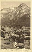 Diablerets, Le Sex Rouge Et L'Oldenhorn (000483) - VD Vaud