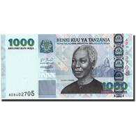 Tanzania, 1000 Shilingi, Undated (2000), KM:36b, NEUF - Tanzanie