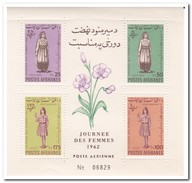 Afghanistan 1962, Postfris MNH, Flowers, Scouting ( Light Fold Above See Scan Stamps Are 100% O.k.) - Afghanistan
