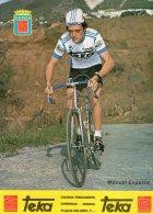 V10173 CP Cyclisme  Manuel Esparza - Radsport