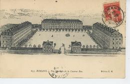 ROMANS SUR ISERE - Vue Générale De La Caserne Bon - Romans Sur Isere
