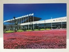 Xiamen International Conference & Exhibit Center, Fujian, CHINA Postcard - Chine