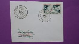 FDC  Nouvelle-Calédonie N°  PA 67 Pêcheur à L'épervier  En Date Du 26 Janvier 1962   Oblitéré  TBE - FDC