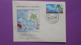 FDC  Nouvelle-Calédonie N° 305  En Date Du 26 Janvier 1962   Oblitéré  TBE - FDC