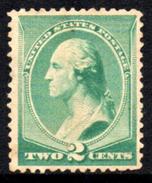 03493 Estados Unidos 64 George Washington N - Unused Stamps
