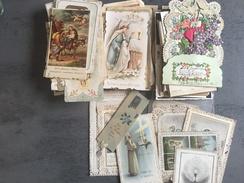 Lot De + De 150 Images Religieuses Pieuses - Images Religieuses