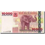 Tanzania, 10,000 Shilingi, Undated (2003), KM:39, NEUF - Tanzanie