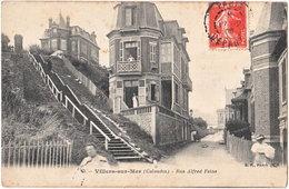 14. VILLERS-SUR-MER. Rue Alfred Feine. 43 - Villers Sur Mer