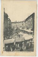 ROMANS SUR ISERE - Le Marché - Place De La République - Romans Sur Isere