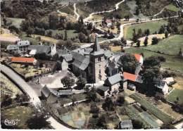 12 - ESPEYRAC : Vue Générale - CPSM Dentelée Colorisée GF Postée 1973 -  Aveyron - France