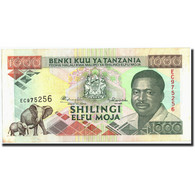 Tanzania, 1000 Shilingi, Undated (1993), KM:27A, SUP - Tanzanie