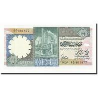 Libya, 1/4 Dinar, 1990, KM:52, NEUF - Libye