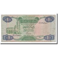 Libya, 1 Dinar, 1984, KM:49, TB - Libya