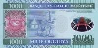 MAURITANIA P. 19 1000 O 2014 UNC - Mauritanië