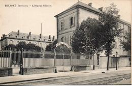 90. Belfort. L'hopital Militaire - Belfort - Città