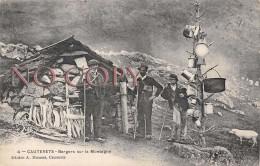 65 - Cauterets - Bergers Sur La Montagne - Cauterets