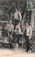 65 - Cauterets - Groupe De Guides à Pied - Cauterets