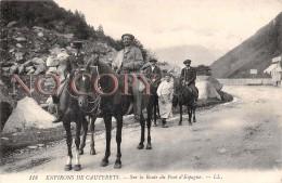 65 - Environs De Cauterets - Sur La Route Du Pont D'Espagne - Cauterets