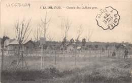 95 - VAL D OISE / Herblay - Le Bol D' Air - Chemin Des Cailloux Gris - Herblay