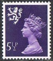 Scotland SG S21 1974 5½p (2B) Unmounted Mint - Regional Issues