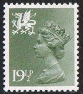 Wales SG W51 1982 Machin 19½p Unmounted Mint [16/15142/25D] - Regional Issues