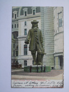 USA - Philadelphia - William Penn Statue - 1906 - Philadelphia